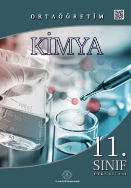 2019-2020 Yılı 11.Sınıf Kimya Ders Kitabı (MEB) pdf indir