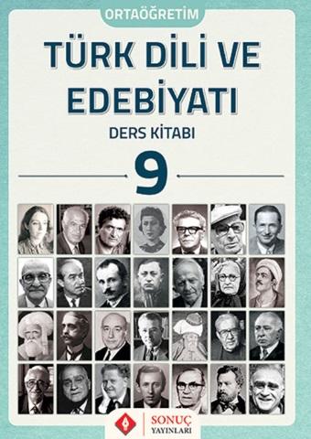 2020-2021 Yılı 9.Sınıf Türk Dili ve Edebiyatı Ders Kitabı (Sonuç Yayınları) pdf indir