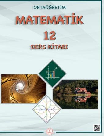2019-2020 Yılı 12.Sınıf Matematik Ders Kitabı (MEB) pdf indir