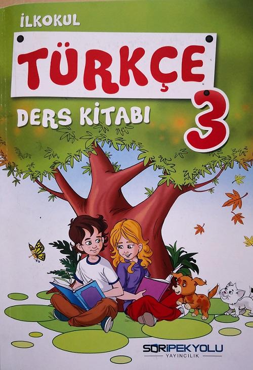 2020-2021 Yılı 3.Sınıf Türkçe Ders Kitabı (SDR İpek Yolu) pdf indir