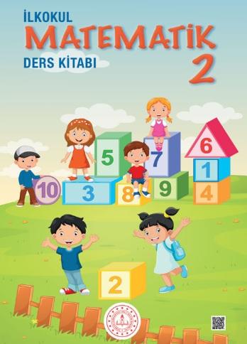 2019-2020 Yılı 2.Sınıf Matematik Ders Kitabı (MEB2) pdf indir