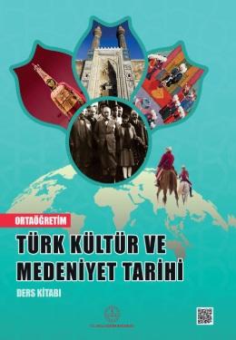 12.Sınıf Türk Kültür ve Medeniyet Tarihi Ders Kitabı (MEB) pdf indir