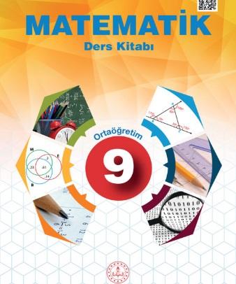 2019-2020 Yılı 9.Sınıf Matematik Ders Kitabı (MEB) pdf indir