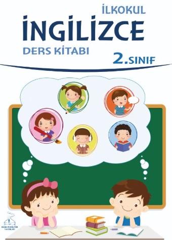 2019-2020 Yılı 2.Sınıf İngilizce Ders Kitabı (Bilim ve Kültür) pdf indir
