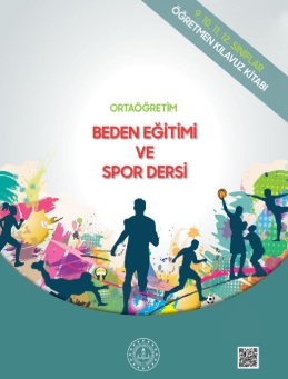 2019-2020 Yılı 9.Sınıf Beden Eğitimi ve Spor Öğretmen Kılavuz Kitabı (MEB) pdf indir