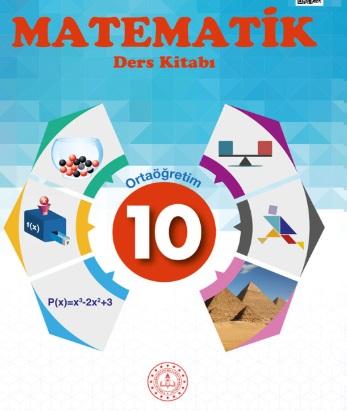 2019-2020 Yılı 10.Sınıf Matematik Ders Kitabı (MEB) pdf indir
