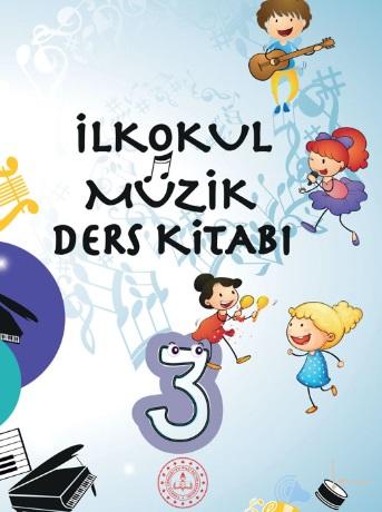 2019-2020 Yılı 3.Sınıf Müzik Ders Kitabı (MEB) pdf indir