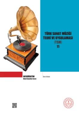 Güzel Sanatlar Lisesi 11.Sınıf Türk Sanat Müziği Teori ve Uygulaması Ders Kitabı pdf indir