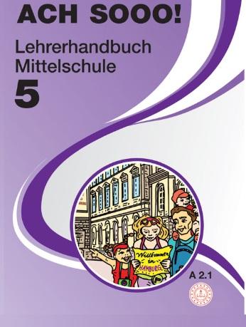 2019-2020 Yılı 5.Sınıf Almanca Ach Sooo Öğretmen Kitabı (MEB) pdf indir
