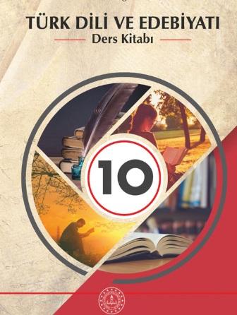 2020-2021 Yılı 10.Sınıf Türk Dili ve Edebiyatı Ders Kitabı (MEB) pdf indir