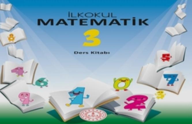 2019-2020 Yılı 3.Sınıf Matematik Ders Kitabı (MEB) pdf indir