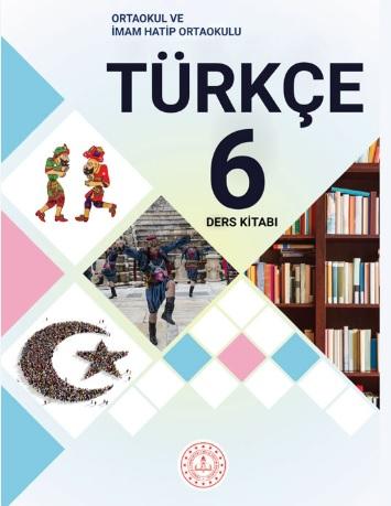 2020-2021 Yılı 6.Sınıf Türkçe Ders Kitabı (MEB) pdf indir