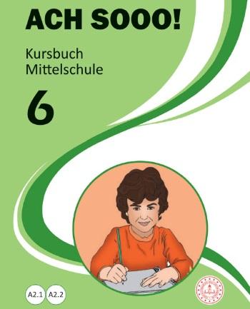 2020-2021 Yılı 6.Sınıf Almanca Ach Sooo Ders Kitabı (MEB) pdf indir
