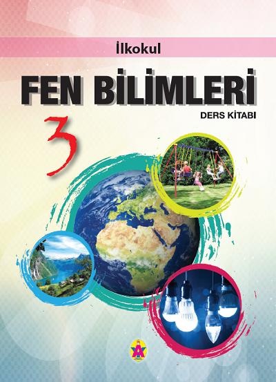 2018-2019 Yılı 3.Sınıf Fen Bilimleri Anadol Yayıncılık Ders Kitabı pdf