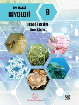 Fen Lisesi 9.Sınıf Biyoloji Ders Kitabı pdf indir