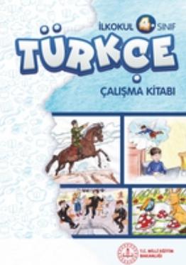 4.Sınıf Türkçe Öğrenci Çalışma Kitabı pdf indir