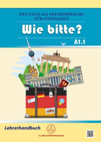 2020-2021 Yılı 11.Sınıf Almanca A.1.1 Öğretmen Kitabı (MEB) pdf indir