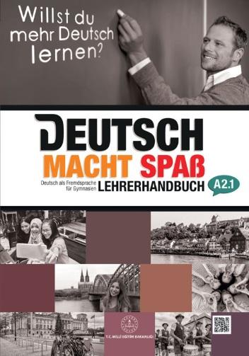 2020-2021 Yılı 11.Sınıf Almanca A.2.1 Öğretmen Kitabı (MEB) pdf indir