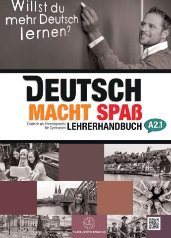 2020-2021 Yılı 9.Sınıf Almanca A.2.1 Öğretmen Kitabı (MEB) pdf indir