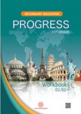11.Sınıf Hazırlık İngilizce Çalışma Kitabı - Progress (MEB) pdf indir