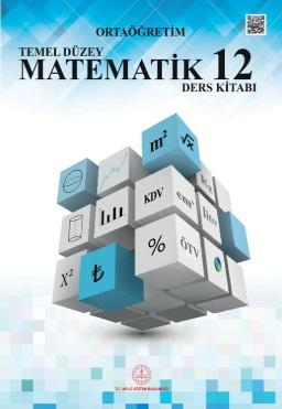 12.Sınıf Temel Düzey Matematik Ders Kitabı (MEB) pdf indir