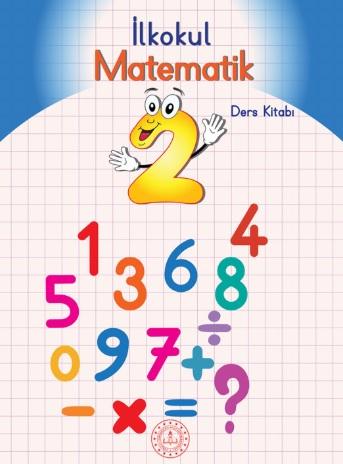 2019-2020 Yılı 2.Sınıf Matematik Ders Kitabı (MEB1) pdf indir