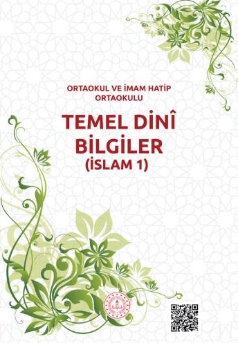 2019 2020 Yili 8 Sinif Temel Dini Bilgiler Ders Kitabi Islam 1