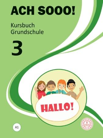 2019-2020 Yılı 3.Sınıf Almanca Ach Sooo Ders Kitabı (MEB) pdf indir