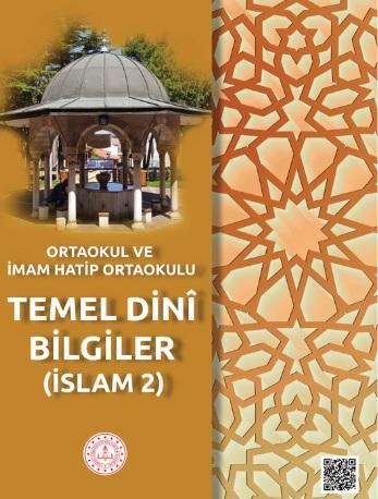 2020-2021 Yılı 6.Sınıf Temel Dini Bilgiler Ders Kitabı (İslam 2) pdf indir