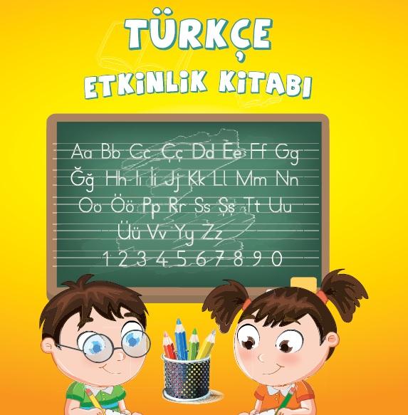 2019-2020 Yılı İYEP Türkçe Etkinlik Kitabı - pdf indir