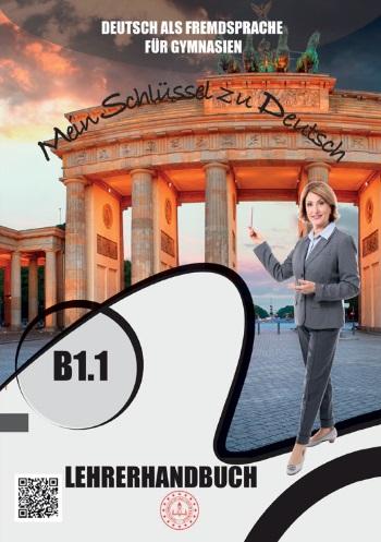 2020-2021 Yılı 11.Sınıf Almanca B.1.1 Öğretmen Kitabı (MEB) pdf indir