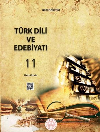 2020-2021 Yılı 11.Sınıf Türk Dili ve Edebiyatı Ders Kitabı (MEB) pdf indir