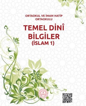 2019-2020 Yılı 5.Sınıf Temel Dini Bilgiler (İslam 1) Ders Kitabı (MEB) pdf indir