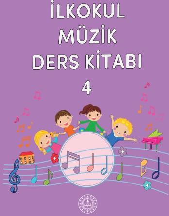 2019-2020 Yılı 4.Sınıf Müzik Ders Kitabı (MEB) pdf indir