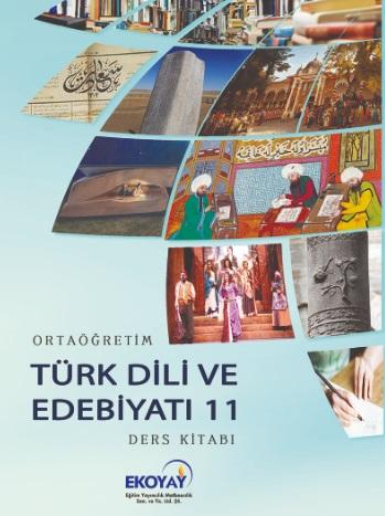 2020-2021 Yılı 11.Sınıf Türk Dili ve Edebiyatı Ders Kitabı (Ekoyay) pdf indir