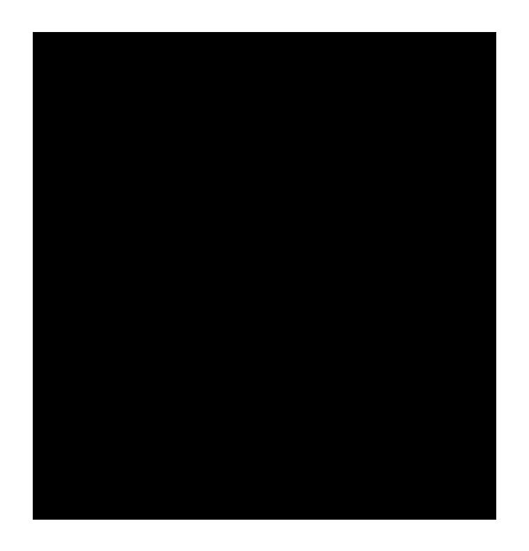 Kenarları dalgalı png çerçeve resmi