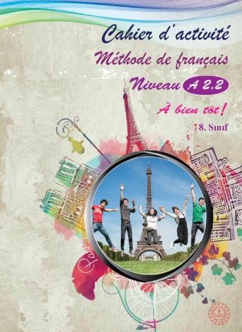2019-2020 Yılı 8.Sınıf Fransızca Çalışma Kitabı (MEB) pdf indir
