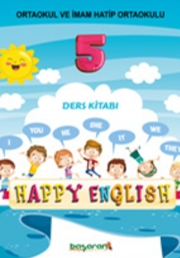 Yılı 5.Sınıf İngilizce Ders Kitabı - Happy English (Başaran) pdf indir