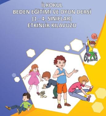 2019-2020 Yılı 3.Sınıf Beden Eğitimi ve Oyun Etkinlik Kılavuz Kitabı pdf indir