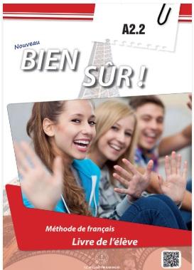 11.Sınıf Fransızca A2.2 Ders Kitabı (MEB) pdf indir