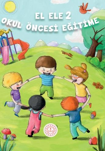 2019-2020 Yılı El Ele Okul Öncesi Eğitime 2 Ders Kitabı pdf indir