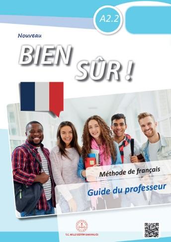 11.Sınıf Fransızca A2.2 Öğretmen Kitabı (MEB) pdf indir