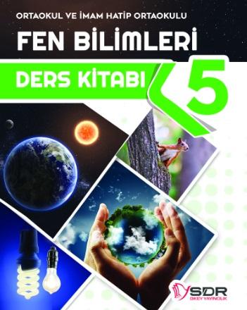 2019-2020 Yılı 5.Sınıf Fen Bilimleri Ders Kitabı (SDR Dikey) pdf indir