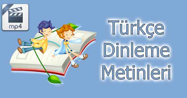 2019-2020 Yılı 3.Sınıf Türkçe Dinleme Metni - Dede Korkut mp4 (MEB)