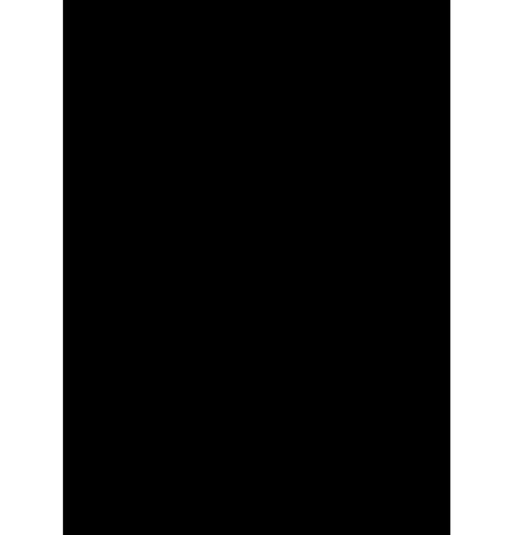 Kenarları dörtgen şekilli png çerçeve resmi