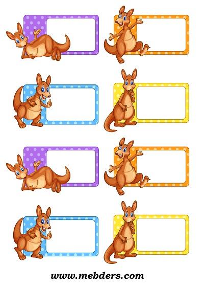 Kangurulu yaka kartı