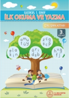 1.Sınıf İlkokuma Yazma Öğrenci Çalışma Kitabı 3 pdf indir
