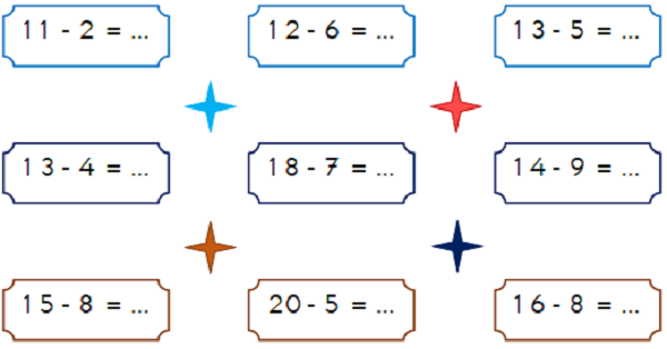 1 Sinif Matematik Cikarma Islemi Etkinligi 2 Meb Ders