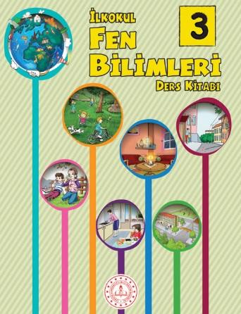2019-2020 Yılı 3.Sınıf Fen Bilimleri Ders Kitabı (MEB) pdf indir