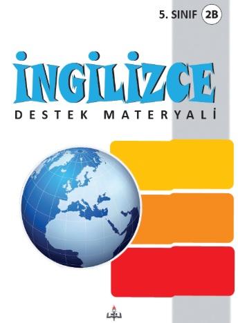 2019-2020 Yılı 5.Sınıf İngilizce Destek Materyali - 2B pdf indir
